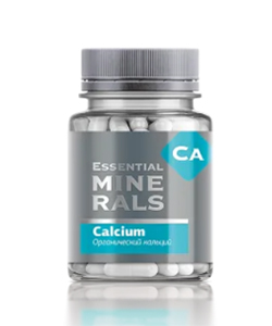 Elemvitals Calcium with Siberian Herbs
