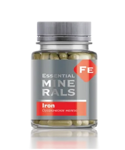 Elemvitals Iron with Siberian Herbs